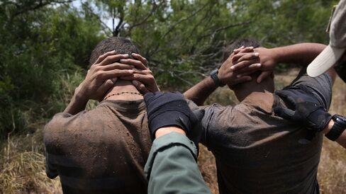 U.S. Border Patrol Agent & Immigrants