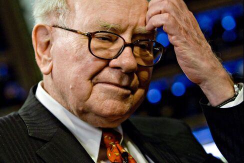 Billionaire Chairman of Berkshire Hathaway Warren Buffett