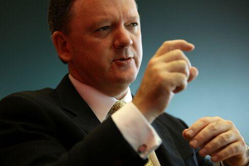 Woodside Petroleum Ltd. CEO Coleman