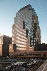 250 Vesey St. in New York