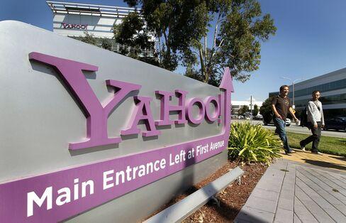 Yahoo 1Q Adj EPS, Rev. Ex-TAC Beats Est.
