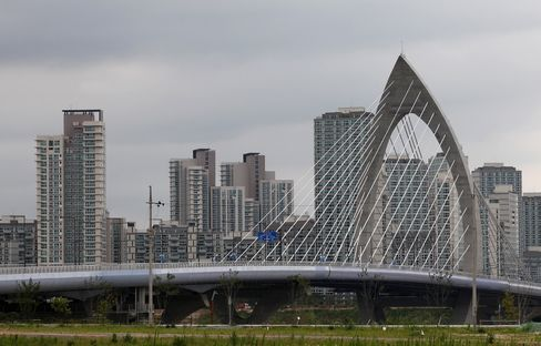 Life on the Road Awaits Korean Policy Makers Sent to Sejong City