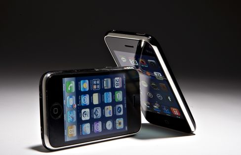 iPhone 3G handsets