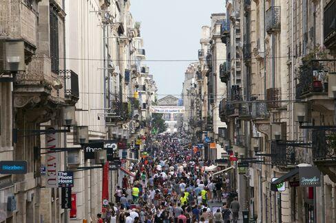 General View of Bordeaux