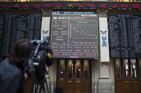 European Stocks Retreat for a Third Day as Faurecia, Elan Slide