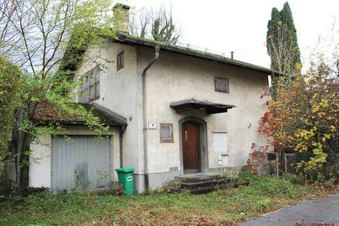 Cornelius Gurlitt's Austrian Home