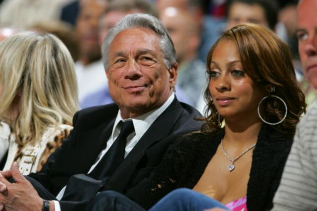 Donald Sterling won't be bringing LaLa Vasquez, or anyone else, to Clippers games from now on. Photographer: Garrett W. Ellwood/NBAE via Getty Images