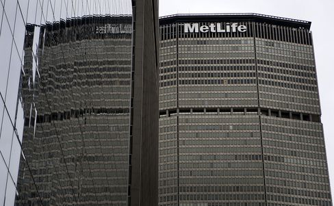 MetLife Said to Hold Advanced Talks to Buy BBVA Chile Unit