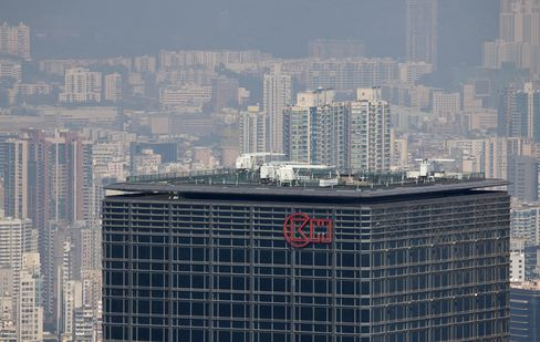 Cheung Kong Offers Debt in Busiest Month for China Developers