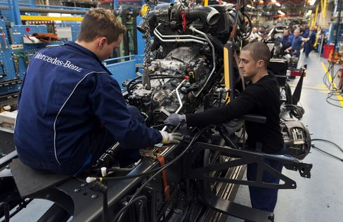 German Business Confidence Unexpectedly Fell in September