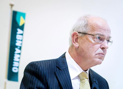 Former Dutch Finance Minister Gerrit Zalm. Photographer:  Koen van Weel/AFP via Getty Images