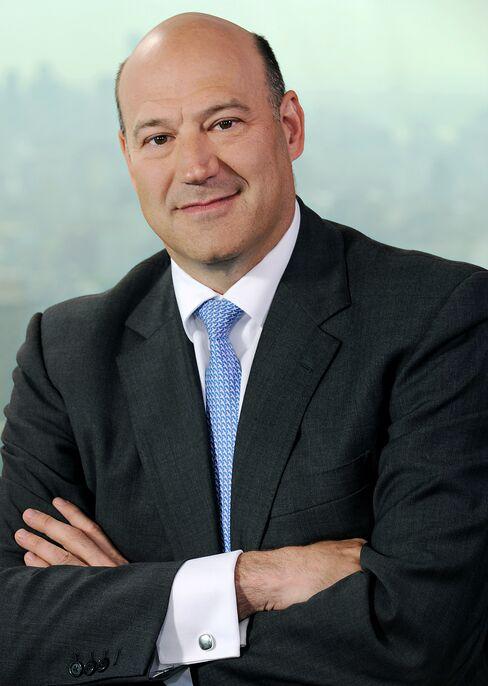 Goldman Sachs Group Inc. President Gary Cohn