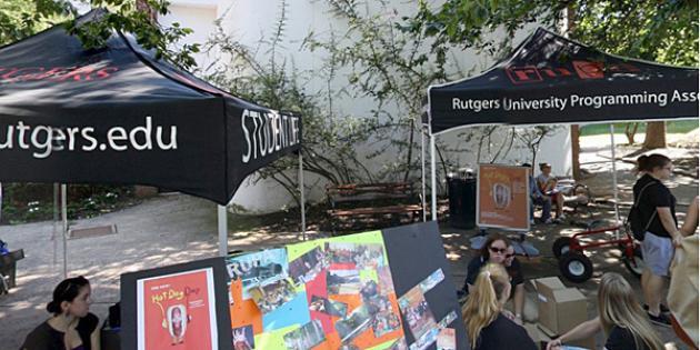 No. 38: Rutgers University
