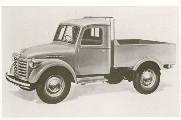 1947 Model SB
