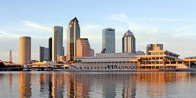 No. 25 City for Tech Jobs: Tampa-St. Petersburg