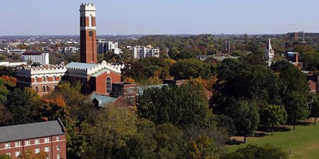 No. 30: Vanderbilt University