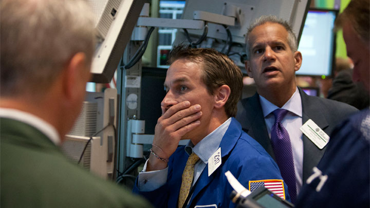 Don't Panic! That Is Not an Investment Strategy