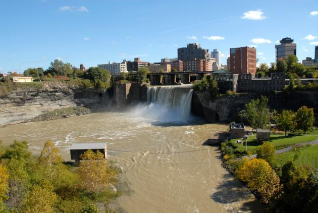 Best Place to Start Over No. 16: Rochester, N.Y., MSA