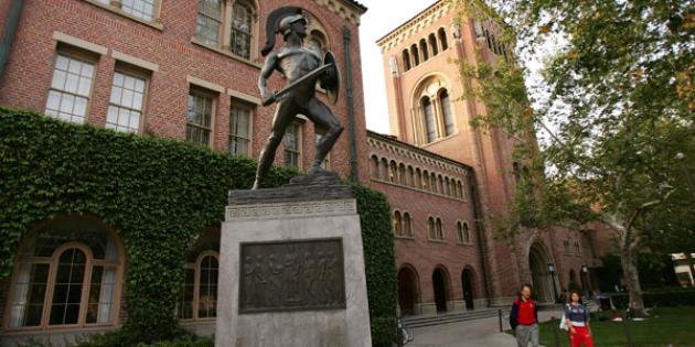 #5 University of Southern California