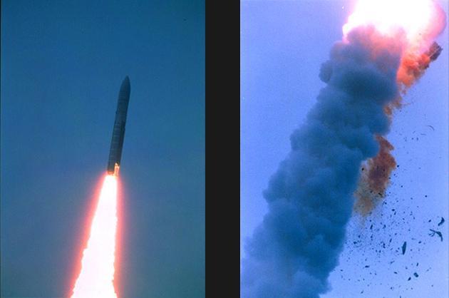 Ariane 5 explosion (1996)