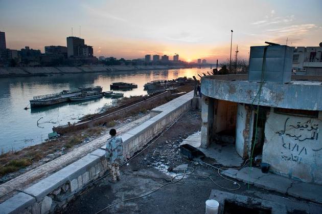 Iraq, by Elliott D. Woods