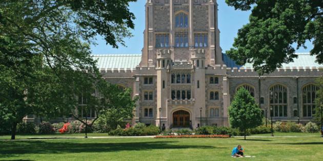 No. 3 Vassar College