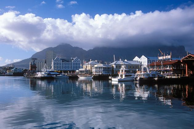15. South Africa