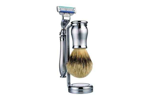 Edwin Jagger Chatsworth Barley M3 shaving set