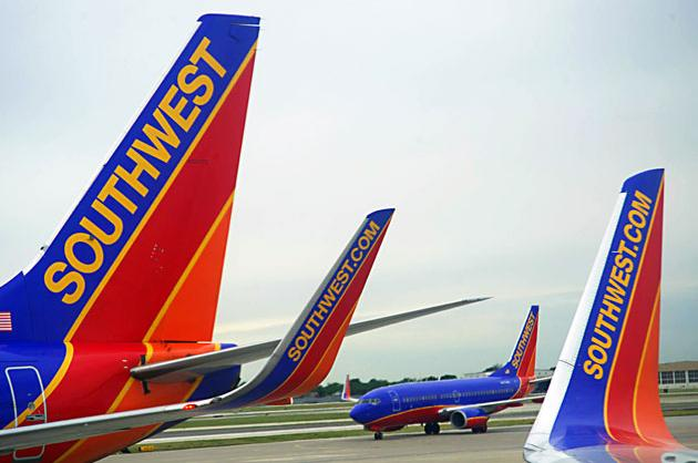 46. Southwest Airlines