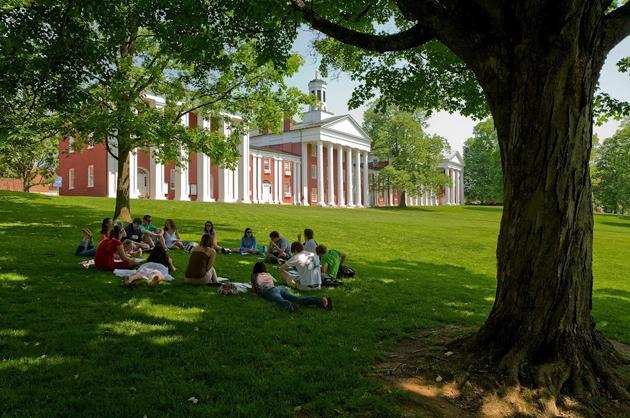 Best College ROI: Virginia