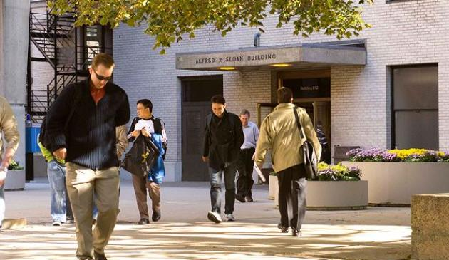 No. 2: Massachusetts Institute of Technology