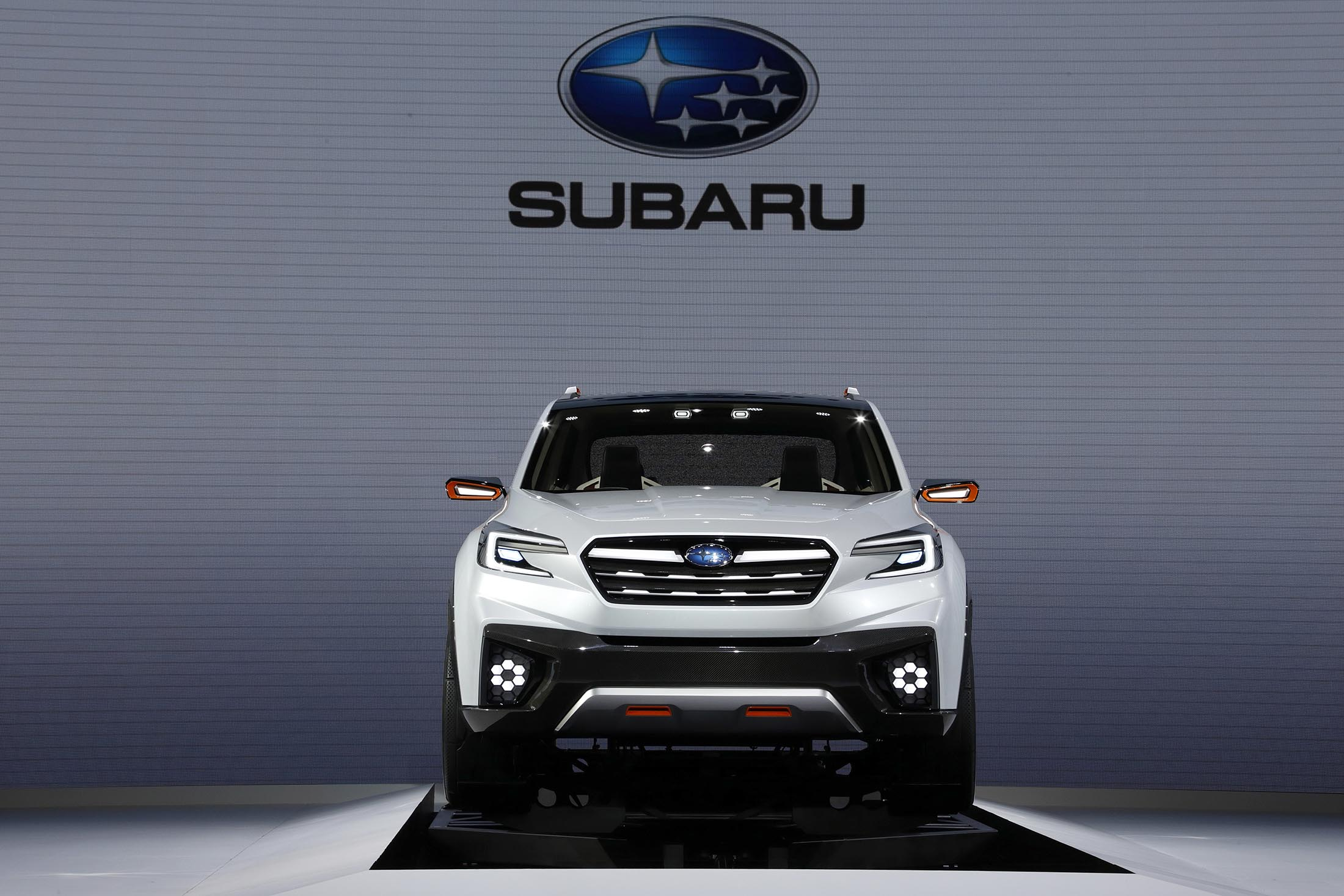 Subaru service priser