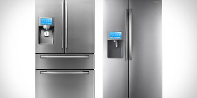 "Samsung ""Appified"" Refrigerators"