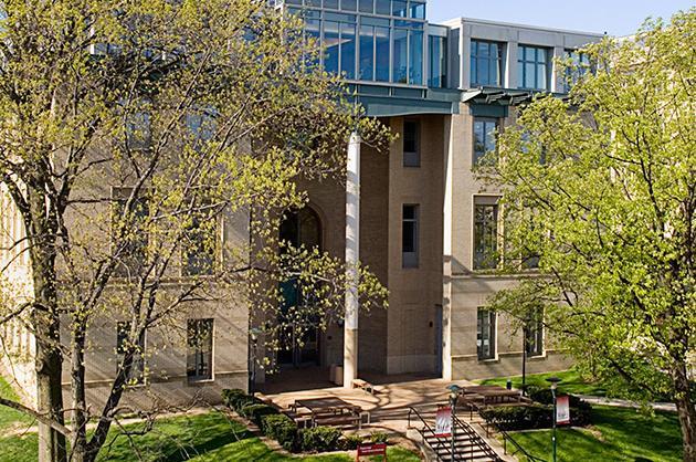 No. 17 Carnegie Mellon University Tepper School of Business