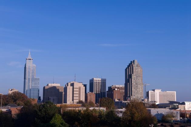 Best Place to Start Over No. 2: Raleigh-Cary, N.C., MSA