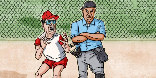 Umpire  Fight-Pickers