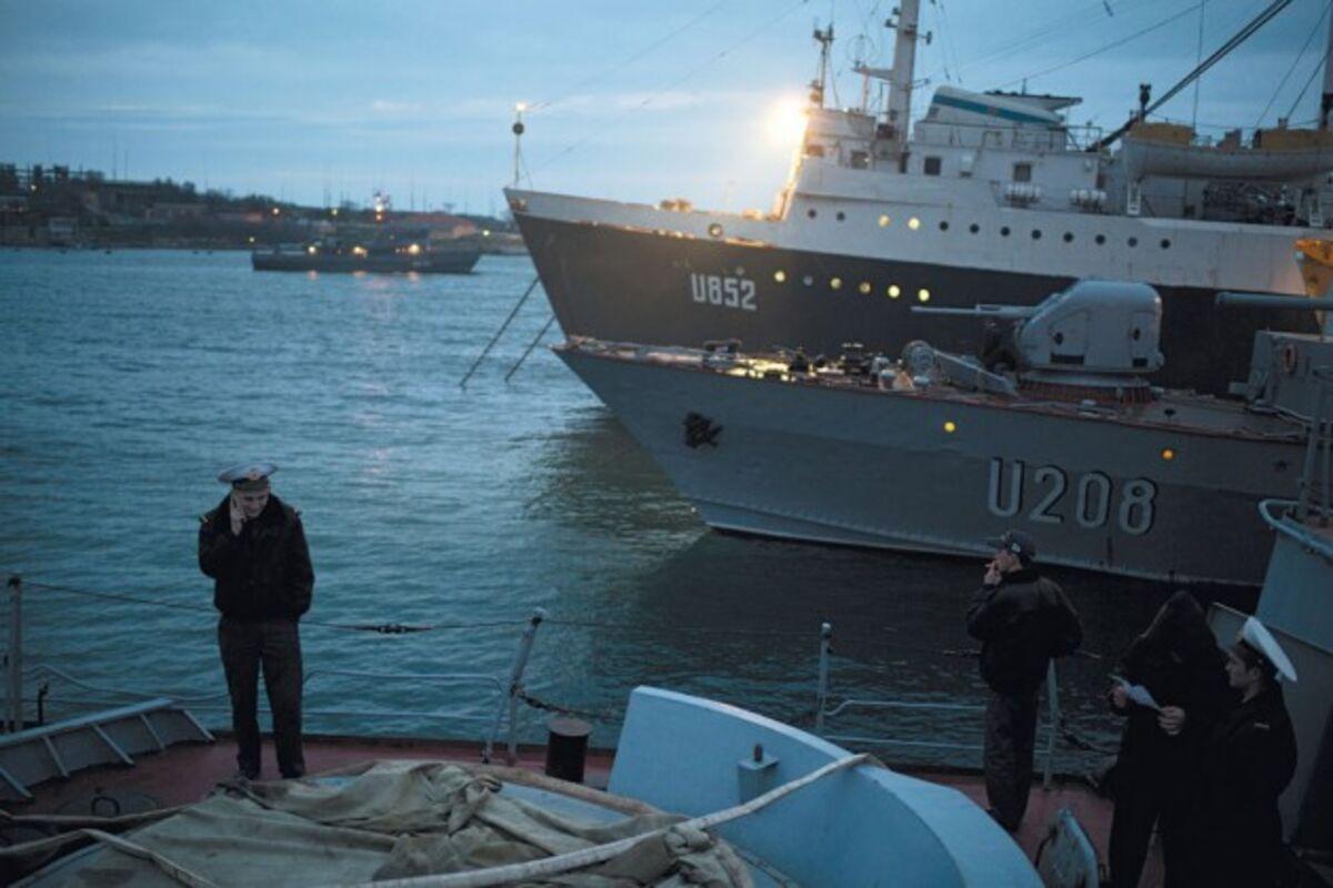 Crimea Russia Invasion