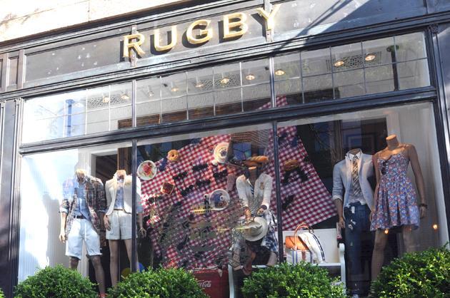 Ralph Lauren Rugby Line