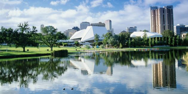 No. 28 Most Expensive City: Adelaide, Australia