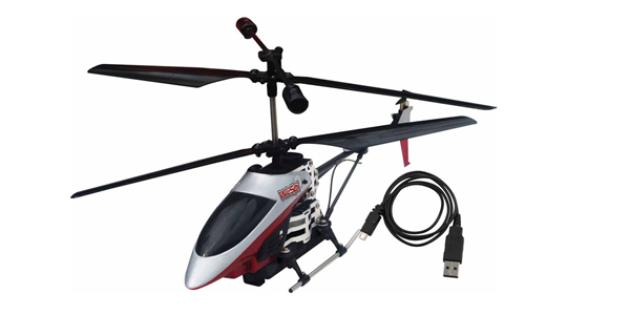 Interactive Toy Concepts Wi-Spi Helicopter