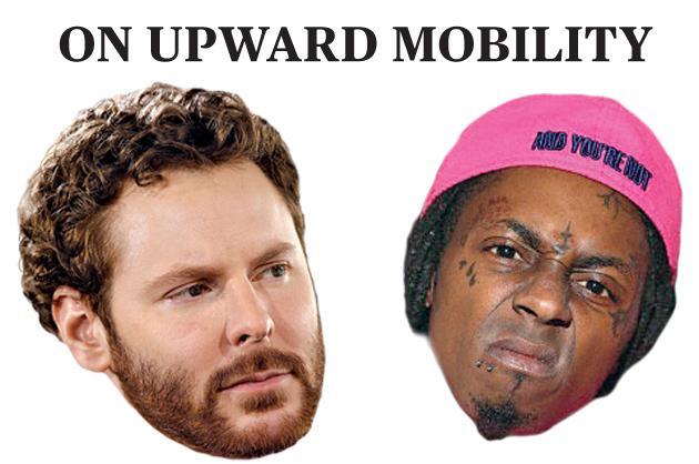 Sean Parker vs. Lil Wayne