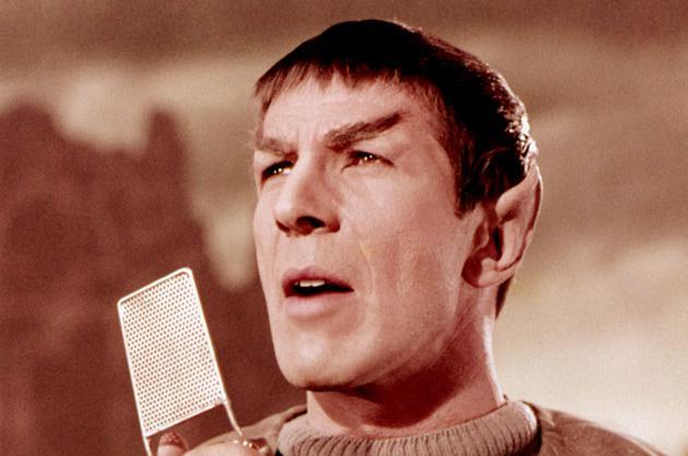 The communicator on 'Star Trek' (1960s)