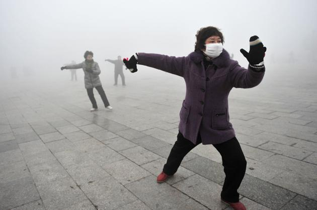Exercises in Smog