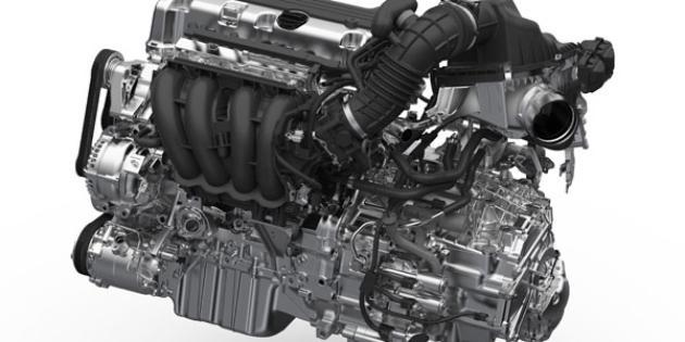Engine/Drivetrain