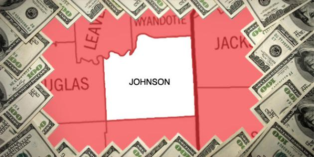 Most property tax paid in Kansas: Johnson County