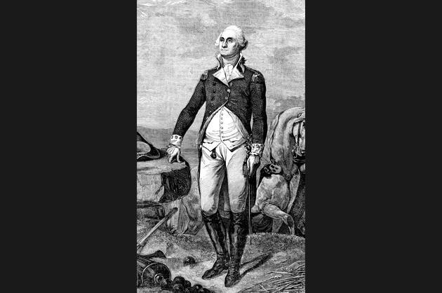 George Washington, 1796