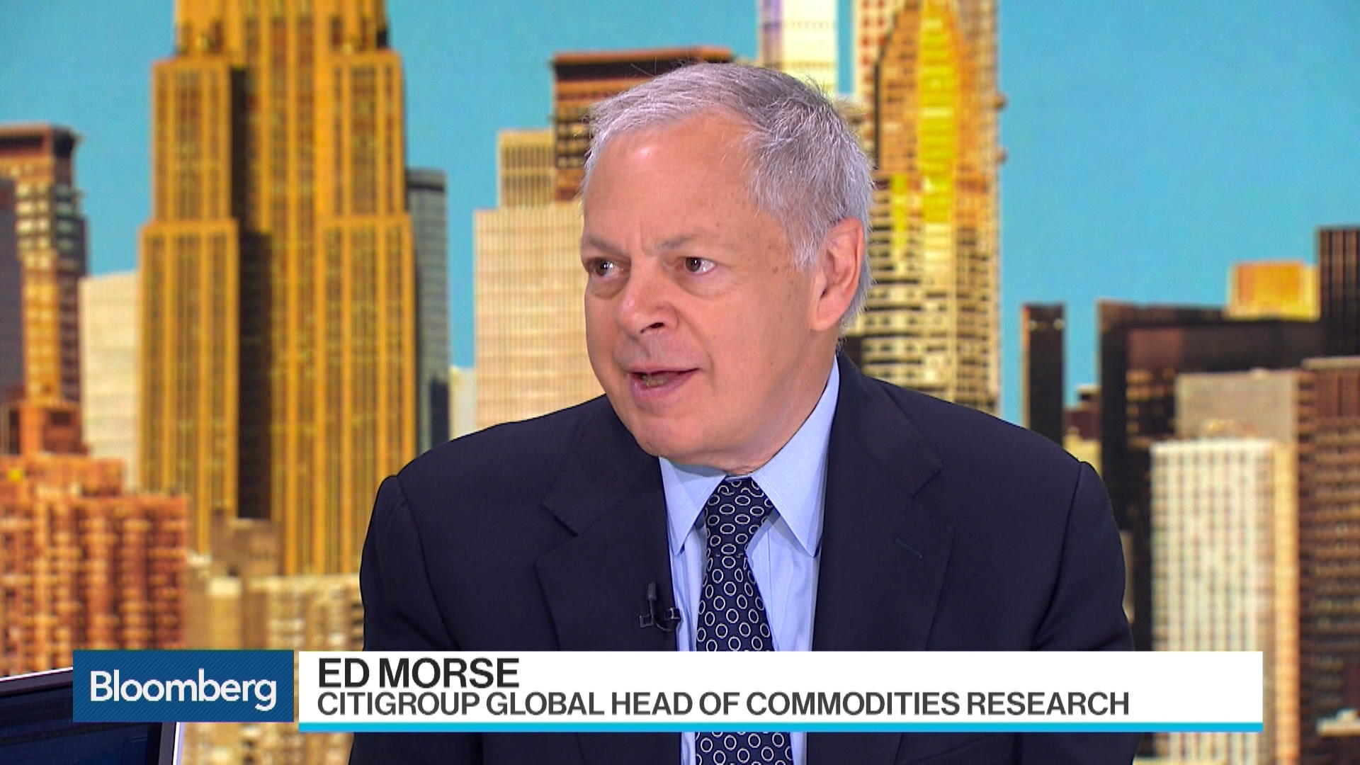Ed Morse: Mideast Can Thrive With Oil Price Below $70
