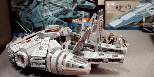 No. 7 Hot Holiday Import: Legos