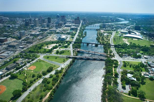 Best Place to Start Over No. 7: Austin-Round Rock, Tex., MSA