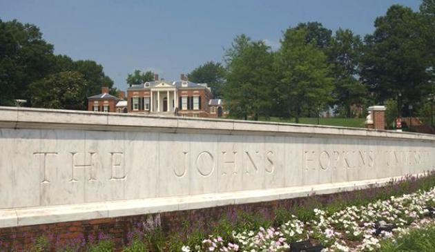 No. 27: Johns Hopkins University